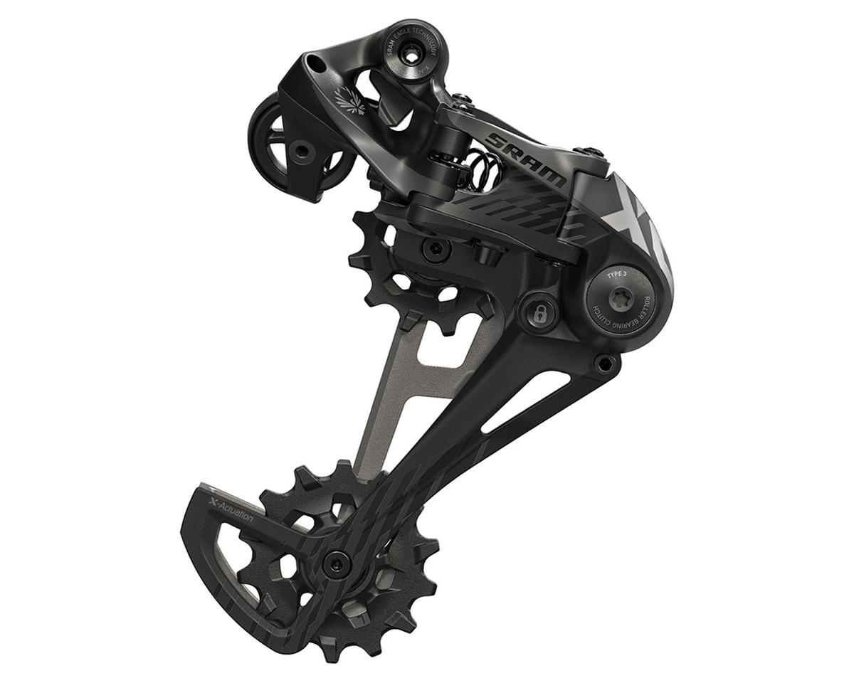 SRAM X01 Eagle 12 Speed Rear Derailleur (Black)