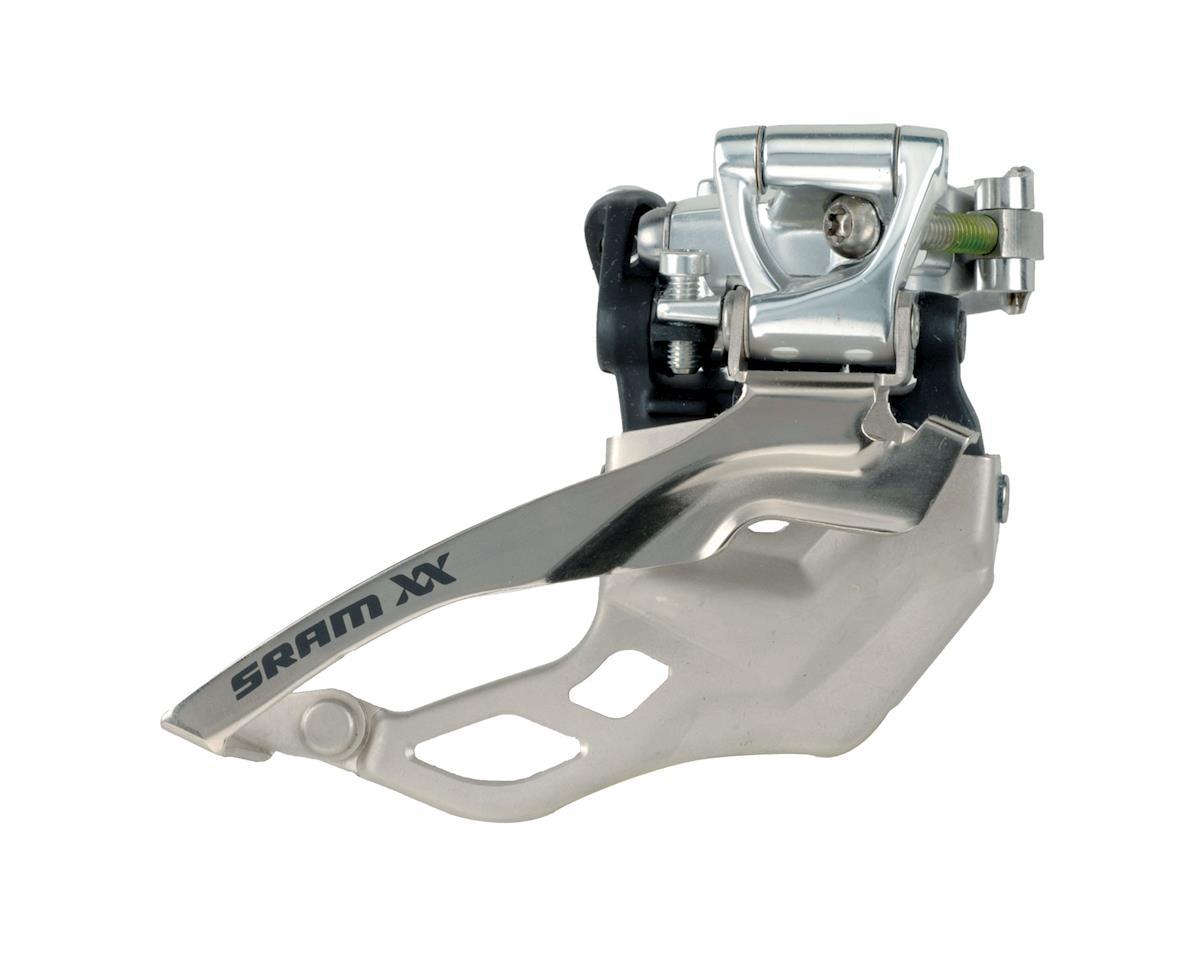 SRAM XX High Clamp Bottom Pull Front Derailleur (31.8)