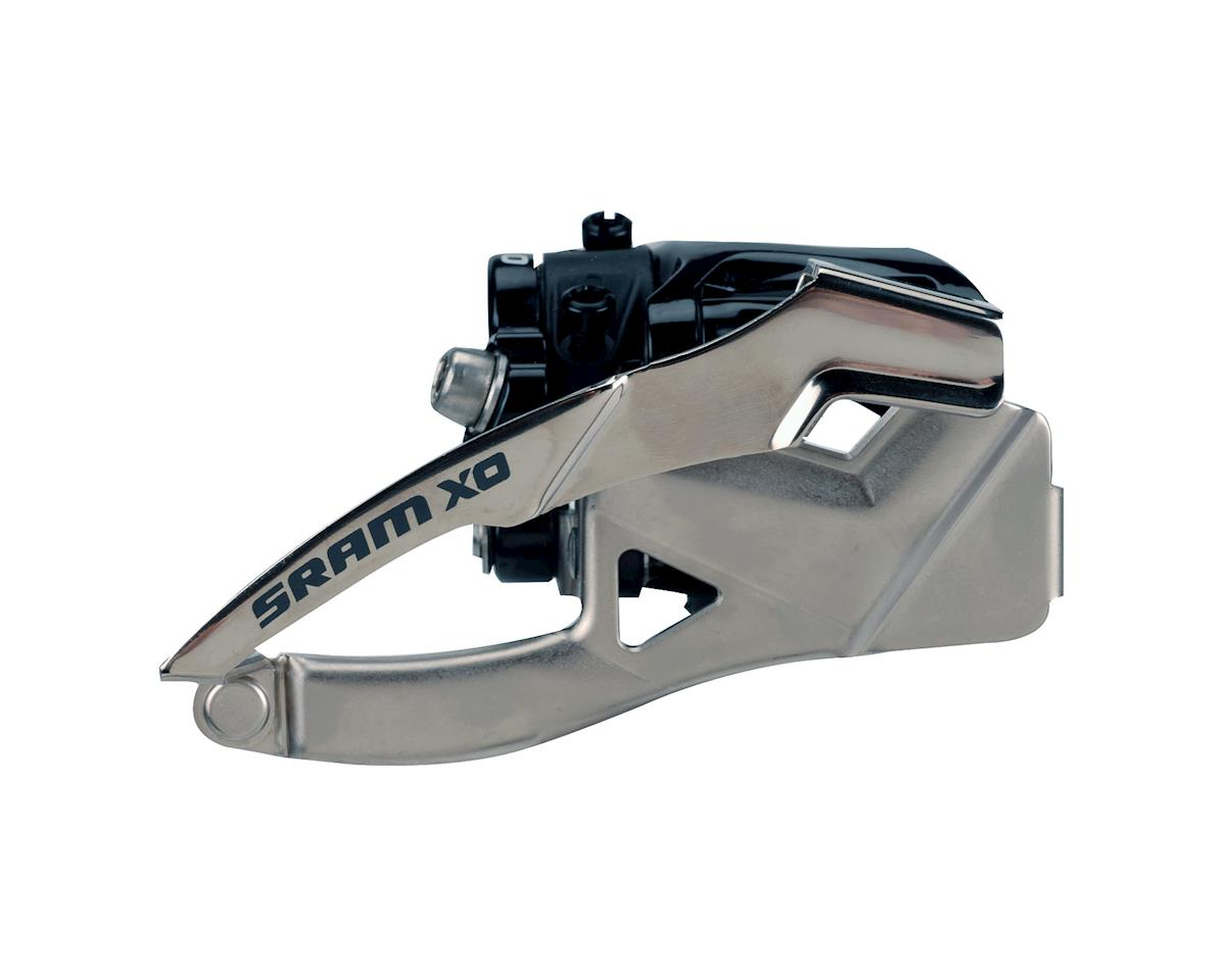 SRAM X0 Low Clamp Top Pull 10-Speed Front Derailleur (31.8)