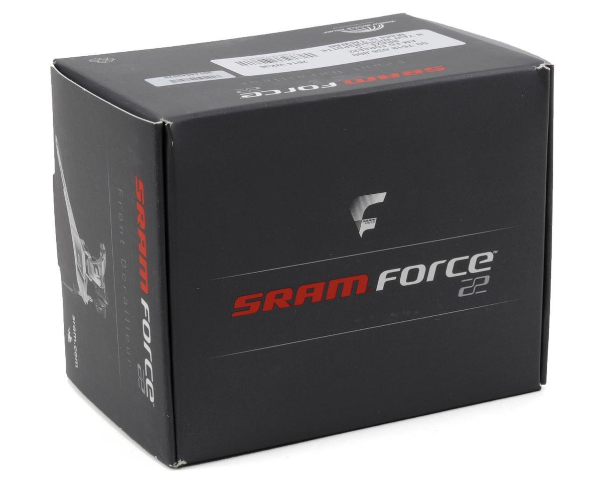 SRAM Force 22 Yaw Braze-On Front Derailleur