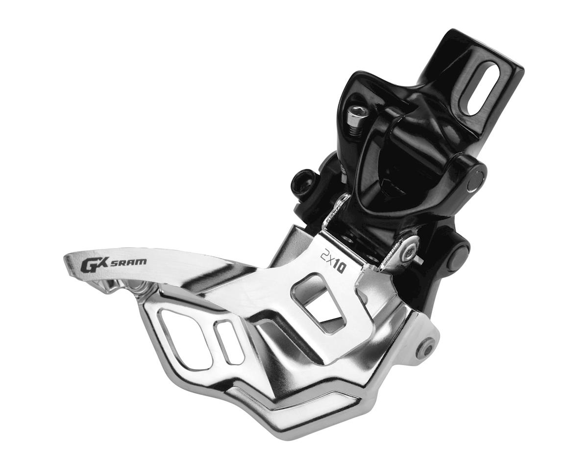 SRAM GX 2x10 Front Derailleur (36/38T) (Bottom Pull) (High Direct Mount)