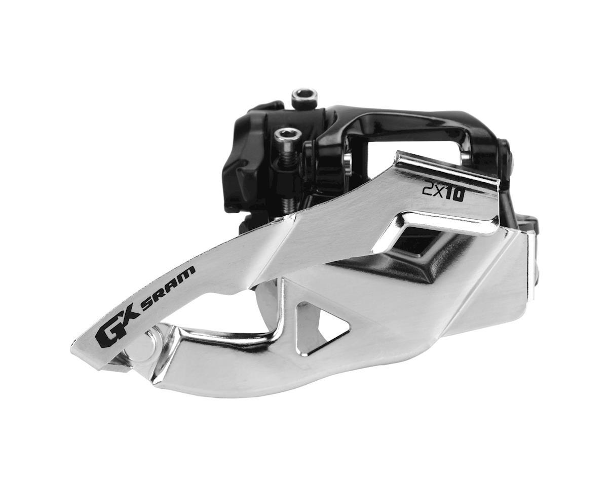 SRAM GX 2x10 Front Derailleur - Dual Pull