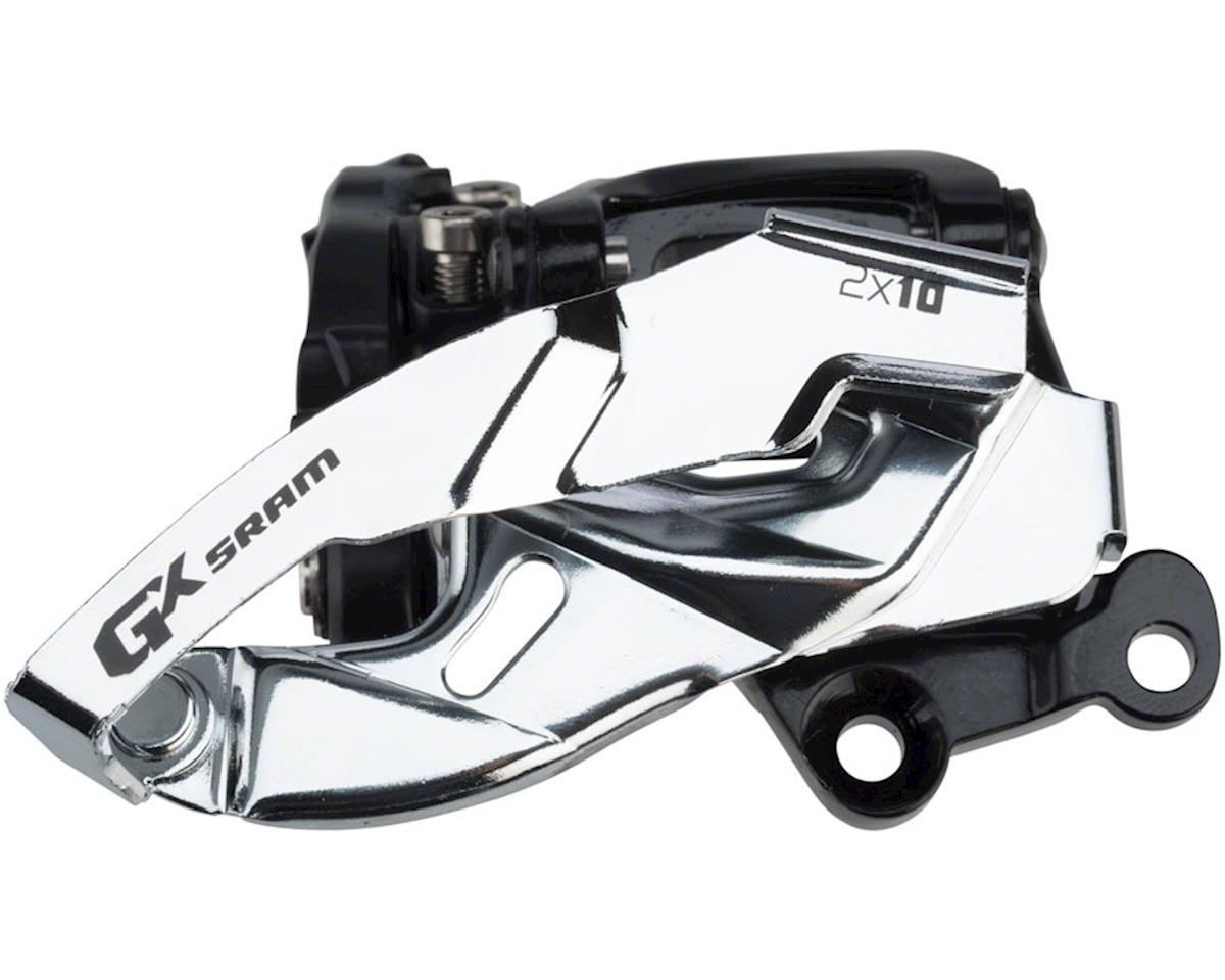 SRAM GX 2x10 Front Derailleur (34T) (Dual Pull) (Low Direct Mount)