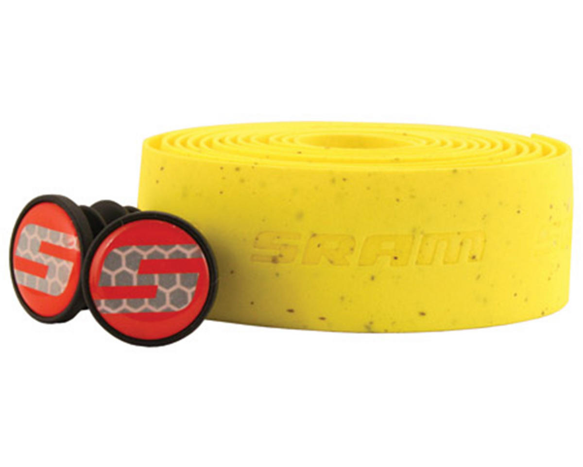 SRAM SuperCork Bar Tape (Yellow)