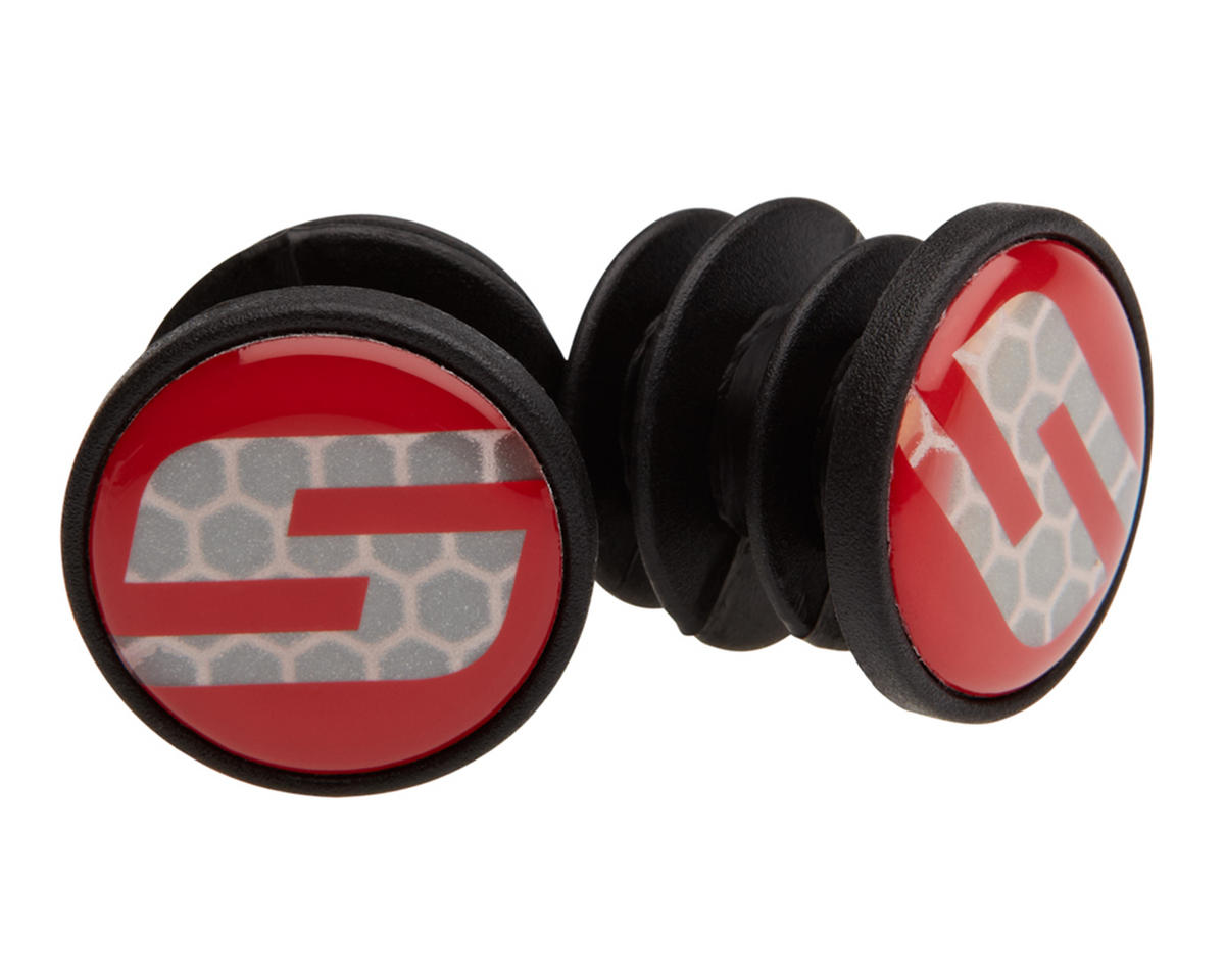SRAM Road Handlebar End Plugs (S Logo)