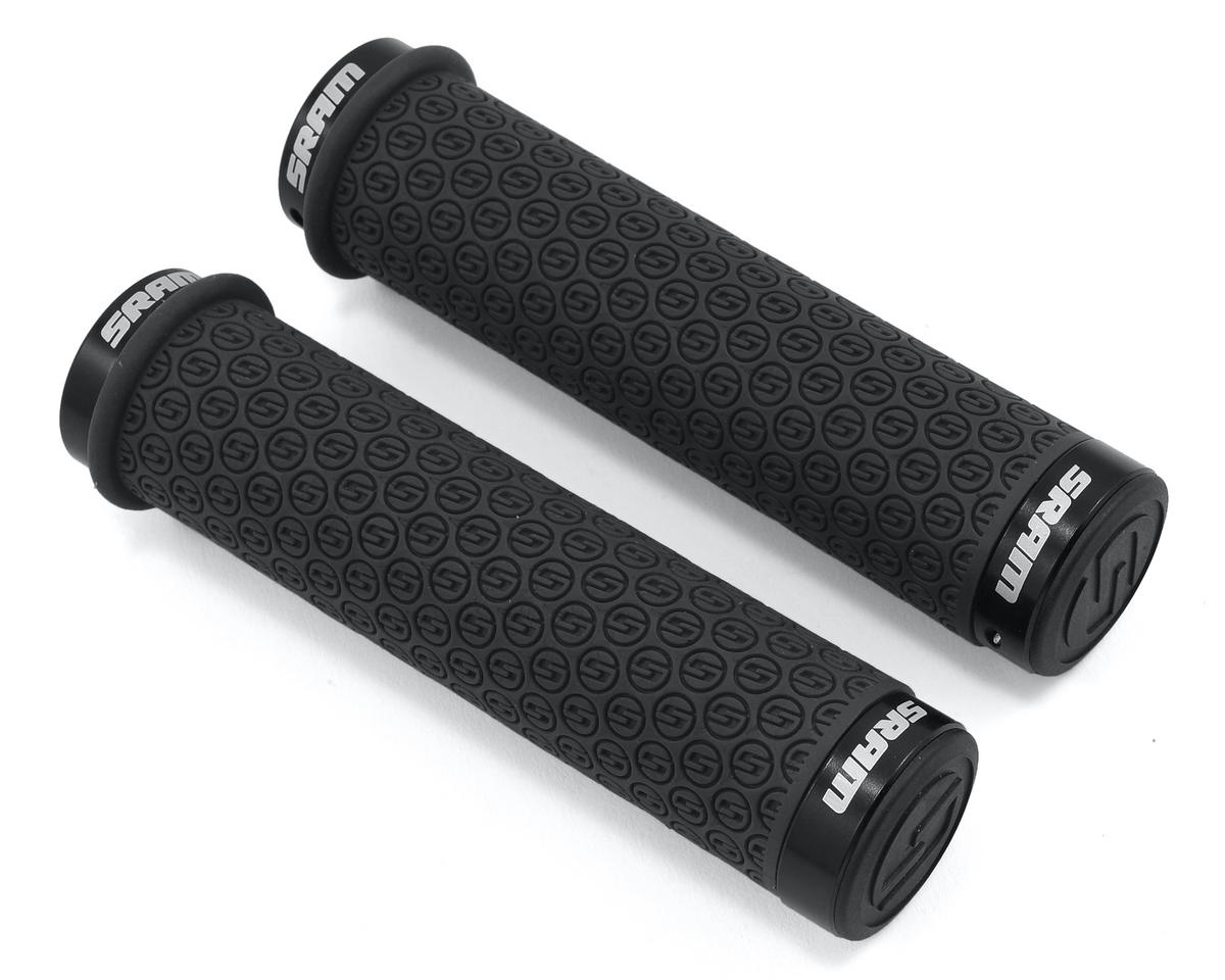 SRAM Locking DH Silicone Grip Set (Black)