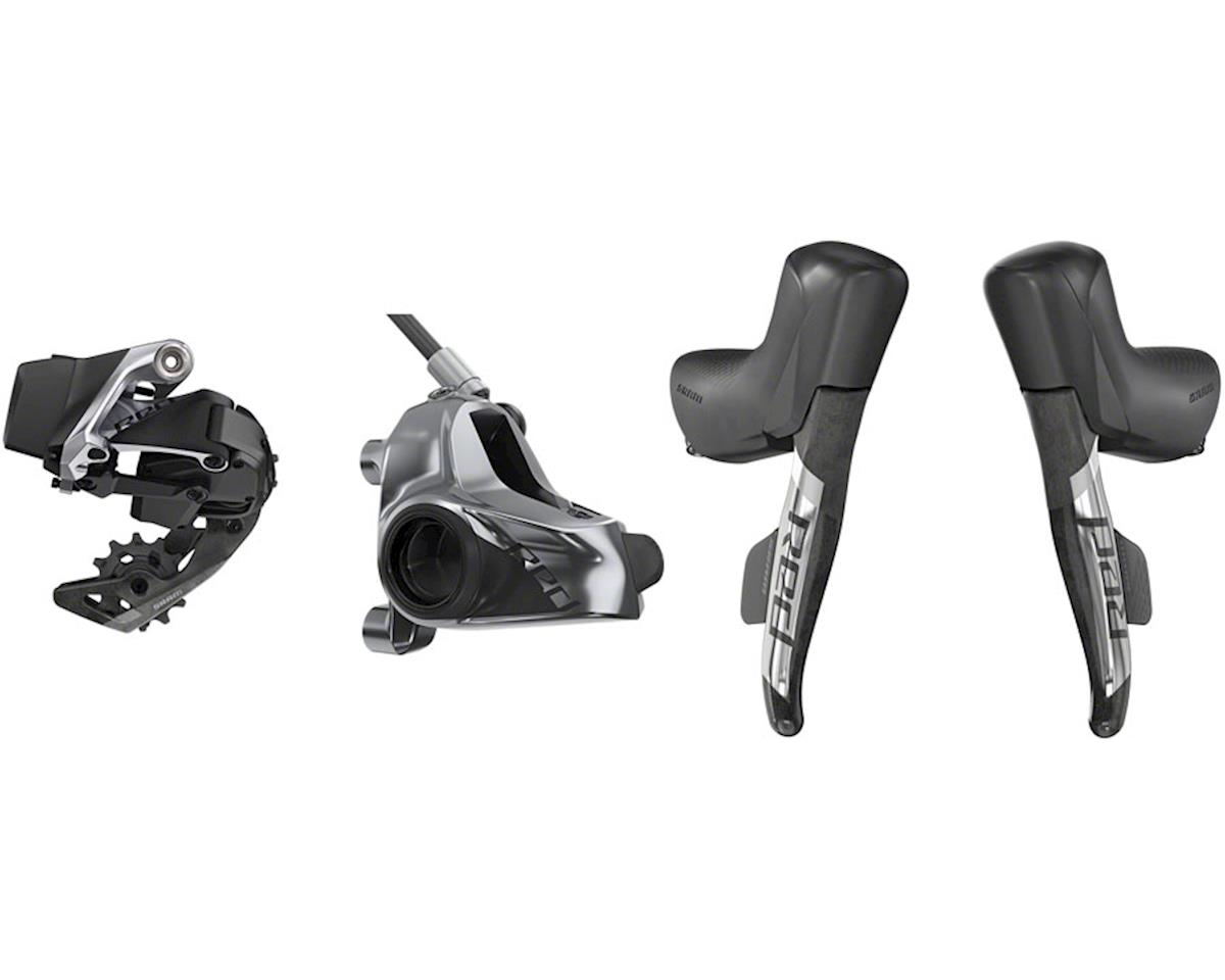 SRAM Red eTap AXS 1X Wireless Flat-Mount HRD Disc Groupset