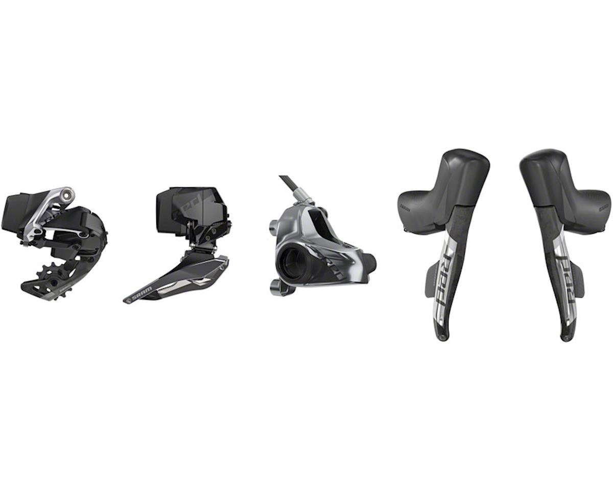 SRAM Red eTap AXS 2X Wireless Flat-Mount HRD Disc Groupset