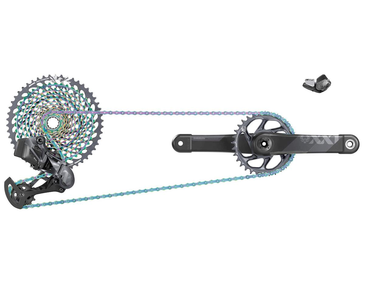 SRAM XX1 Eagle AXS Electronic Groupset (34T) (170mm DUB)