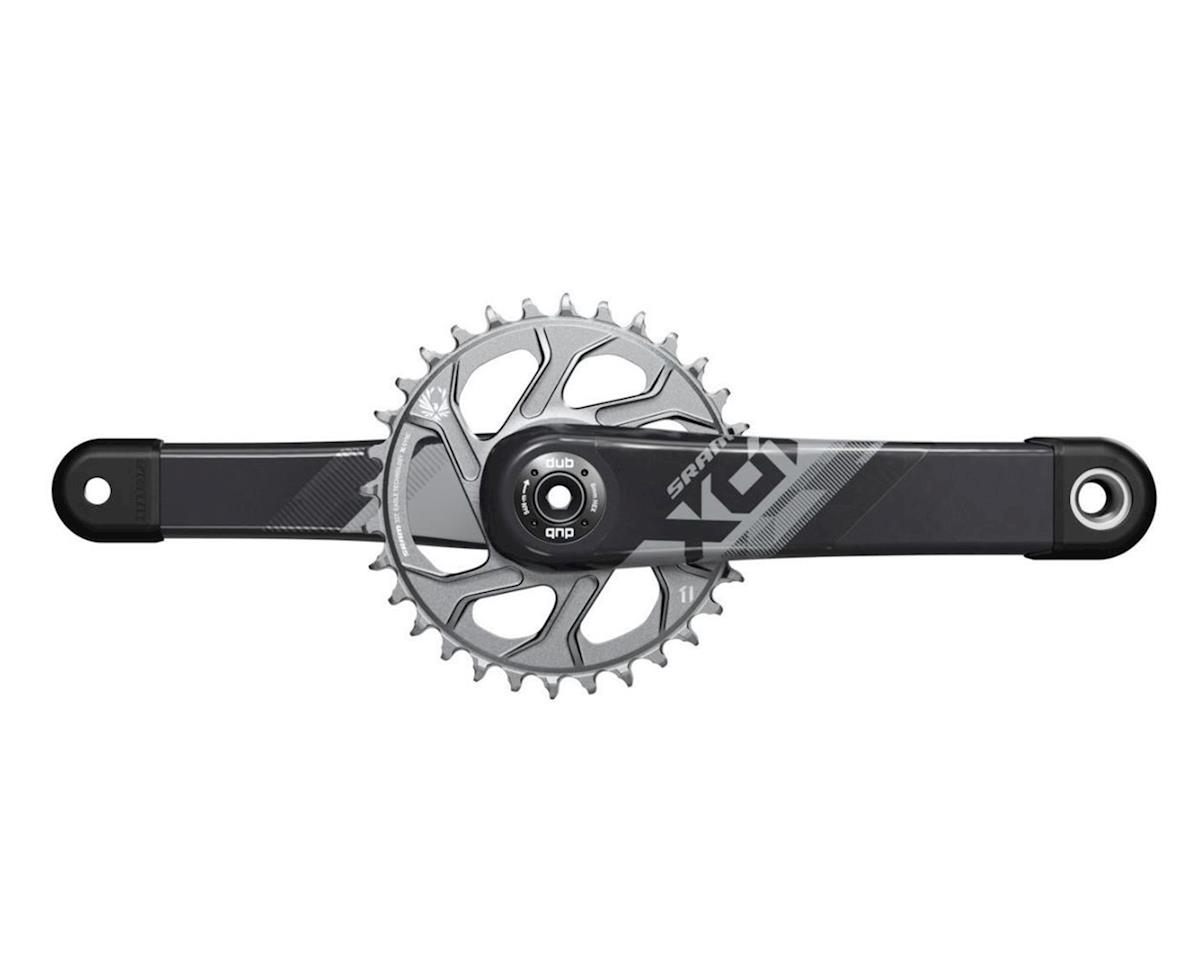 SRAM X01 Eagle AXS Electronic Groupset (32T) (175mm DUB)