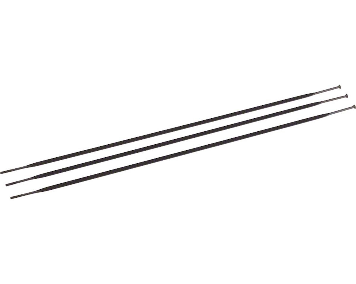 SRAM S40 Left Rear Spoke Kit (Black) (290mm)