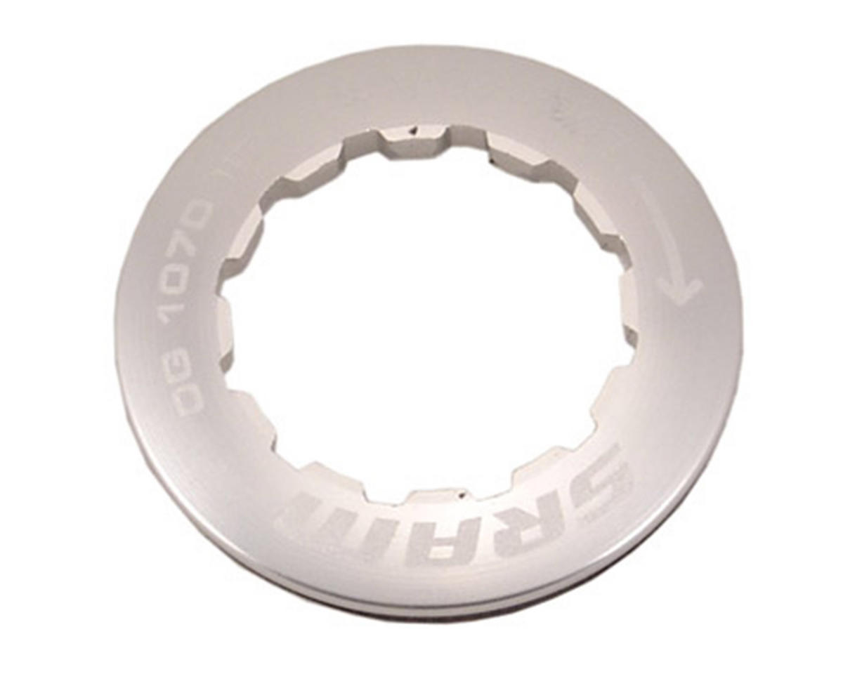 SRAM PG-1070 Aluminum Cassette Lockring (12 Tooth Smallest Gear)