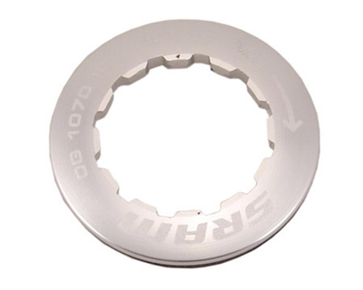 SRAM PG-1070 Aluminum Cassette Lockring (12 Tooth Smallest Gear)