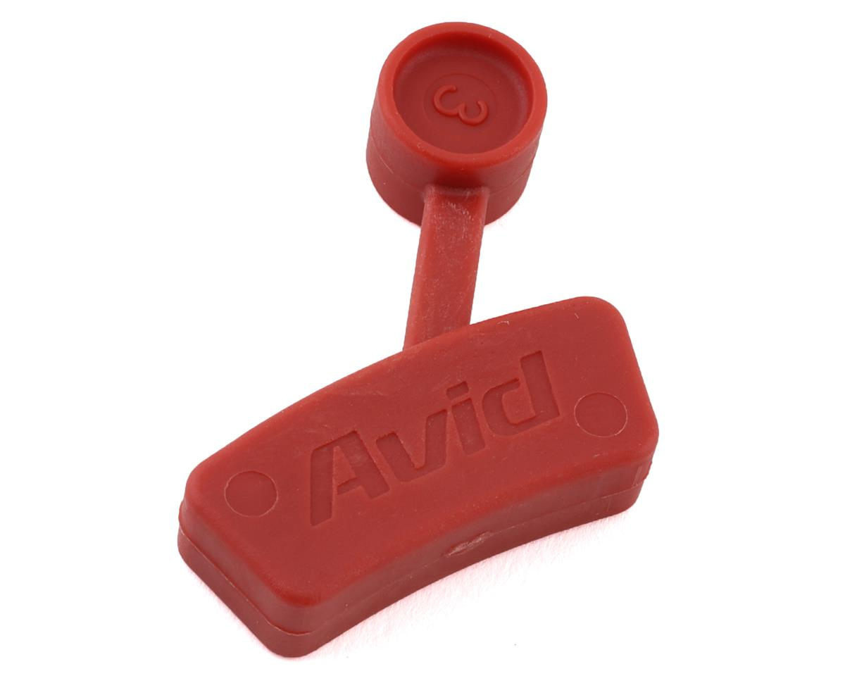 SRAM Guide Disc Brake Bleed Block (Fits Avid Trail)