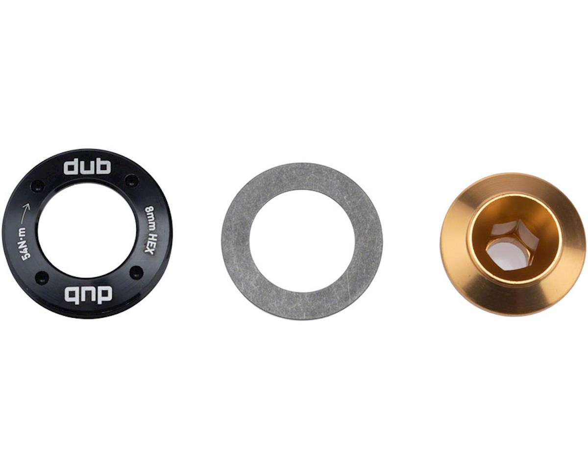SRAM DUB Truvativ DUB M18 Crank Bolt & M30 Self-Extracting Cap (Gold)
