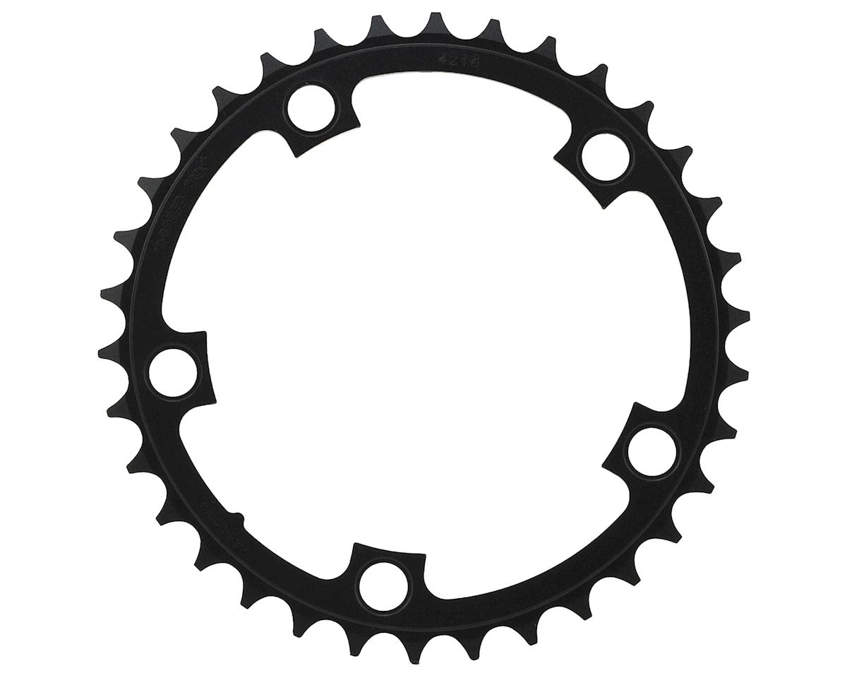 SRAM Red/Force/Rival/Apex 36T 10 Speed 110mm Black Chainring, Use with 46,50 or (34T)