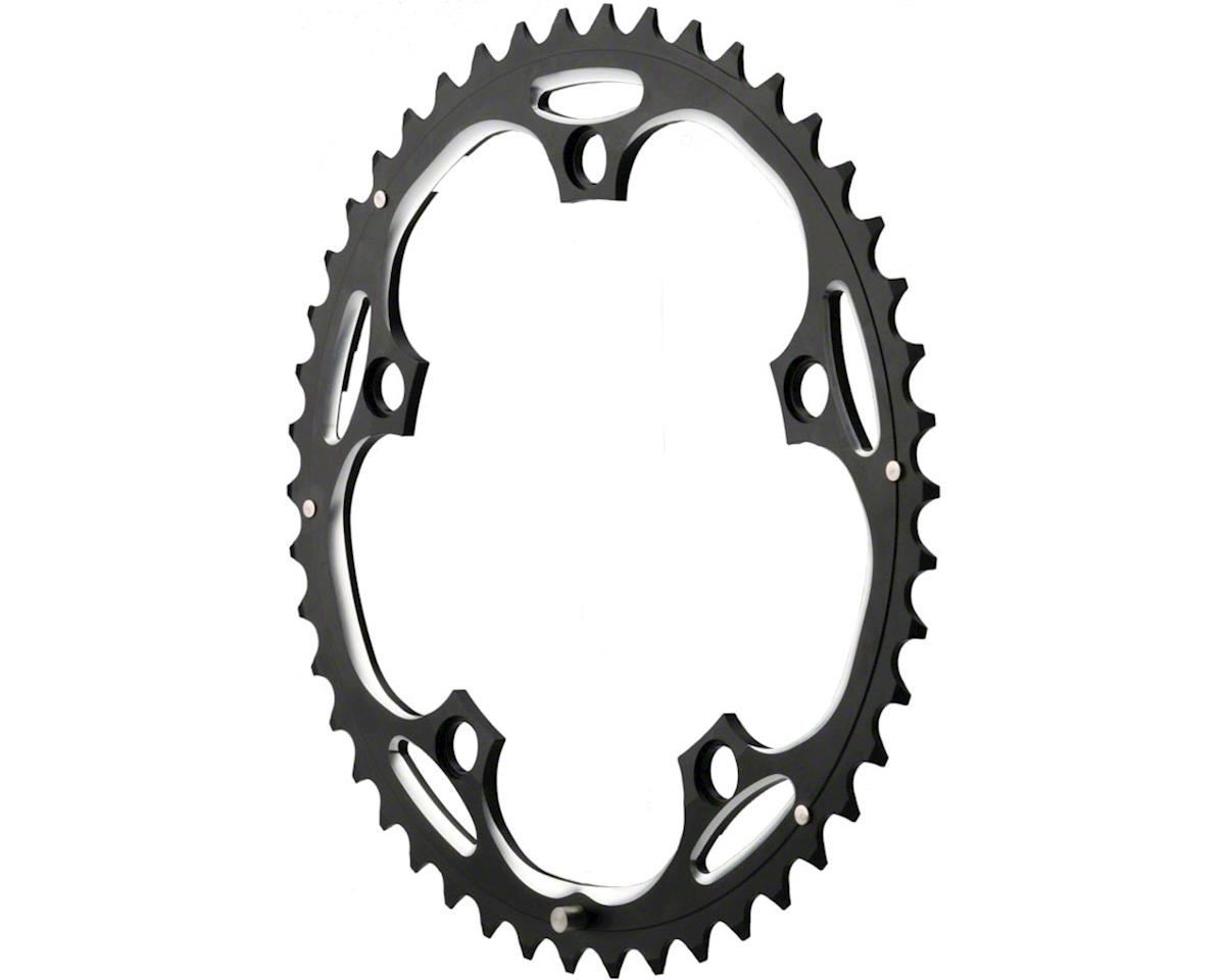 SRAM Force/Rival/Apex 46T 10 Speed 130mm Black Chainring use with 38T