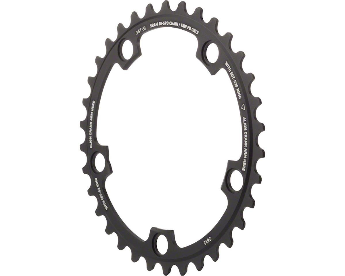 SRAM Red Yaw 34T 10-Speed 110mm Chainring, Use with 50T
