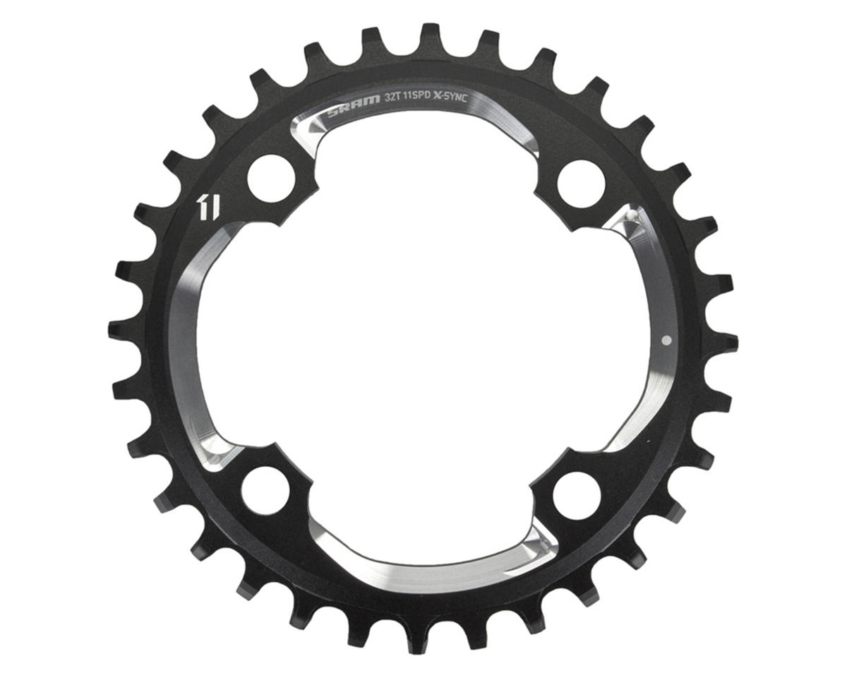 SRAM X01 X-Sync 94mm BCD 4-Bolt Chainring (32T)