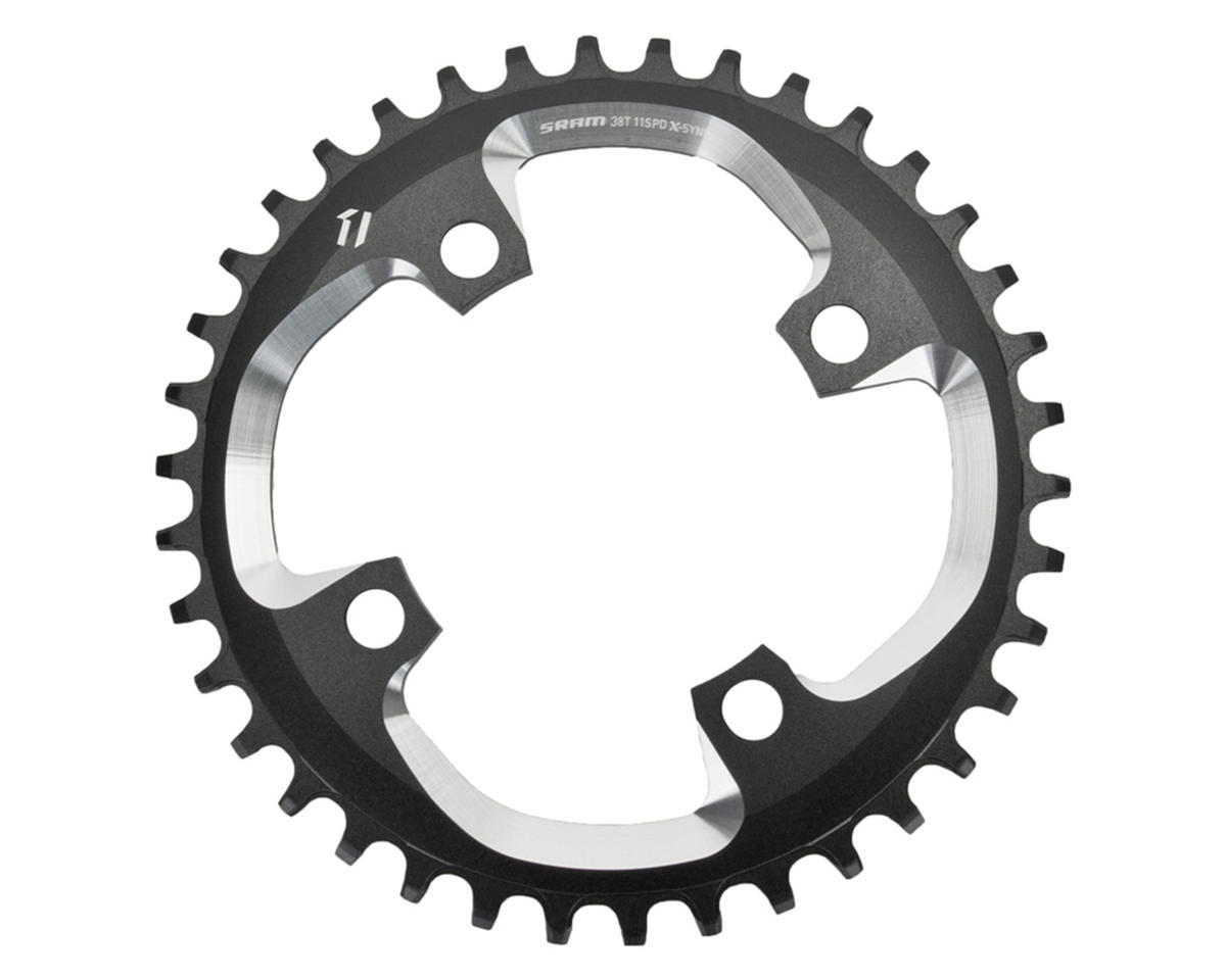 SRAM X01 X-Sync 94mm BCD 4-Bolt Chainring (38T)