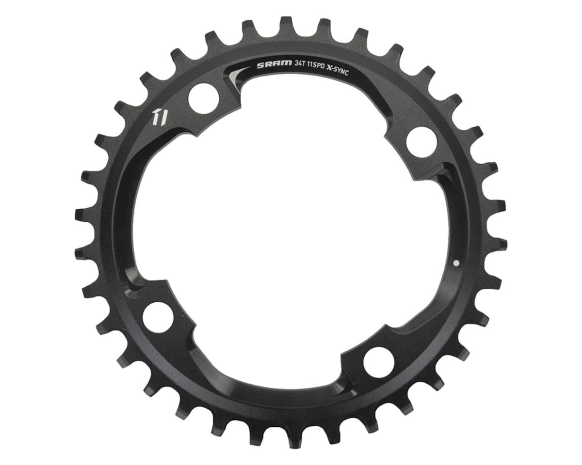 SRAM X01 11-Speed 32T Chainring (Black) (32) (34T)