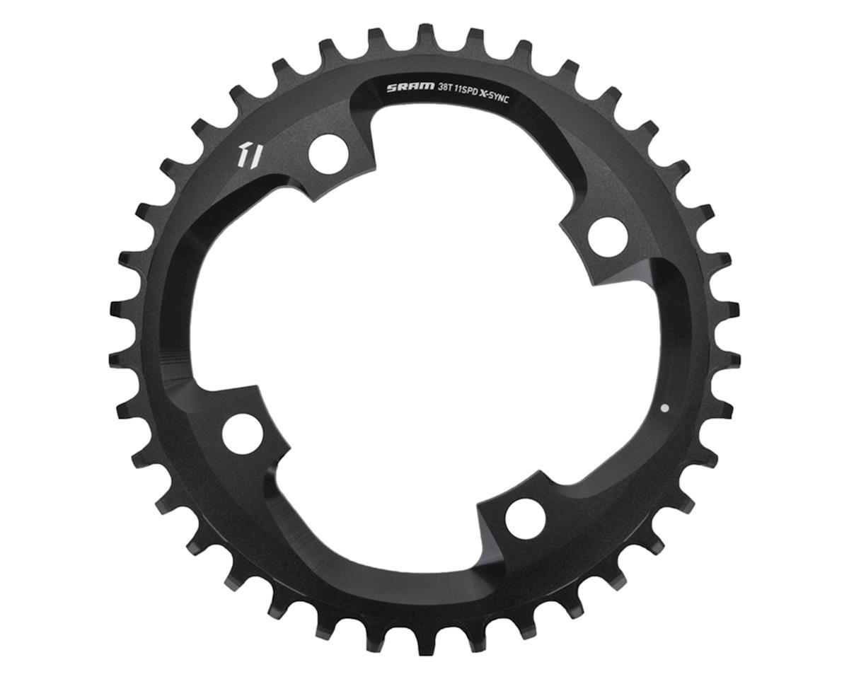 SRAM X01 11-Speed 32T Chainring (Black) (32) (38T)
