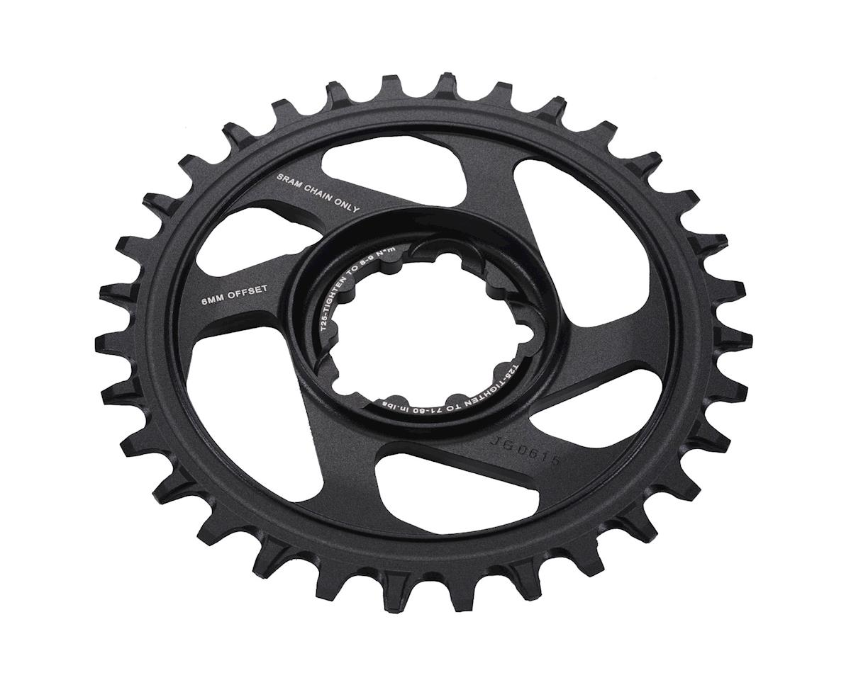 SRAM X-Sync Direct Mount Chainring (6mm Offset)