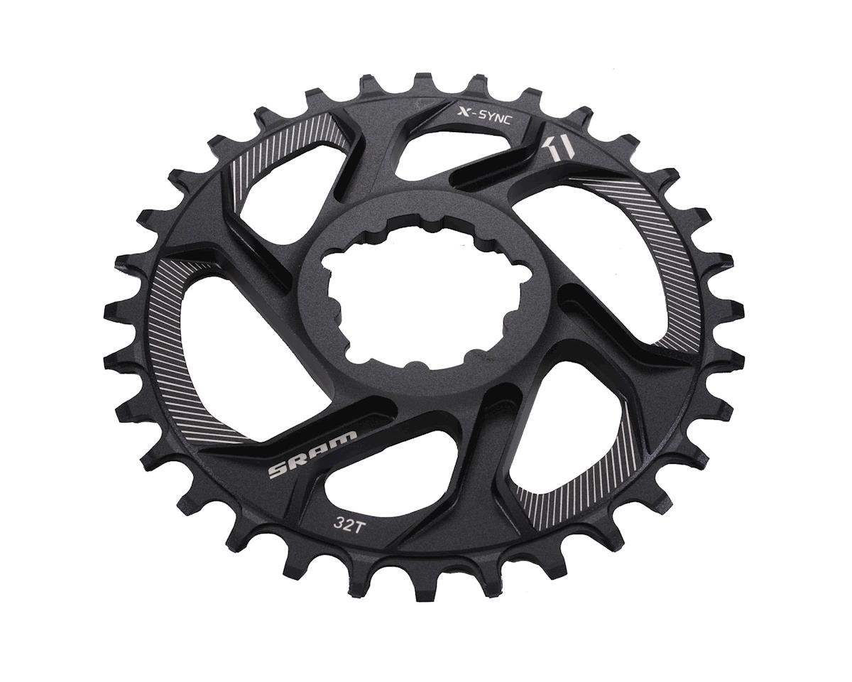 SRAM X-Sync Direct Mount Chainring (6mm Offset) (30T)