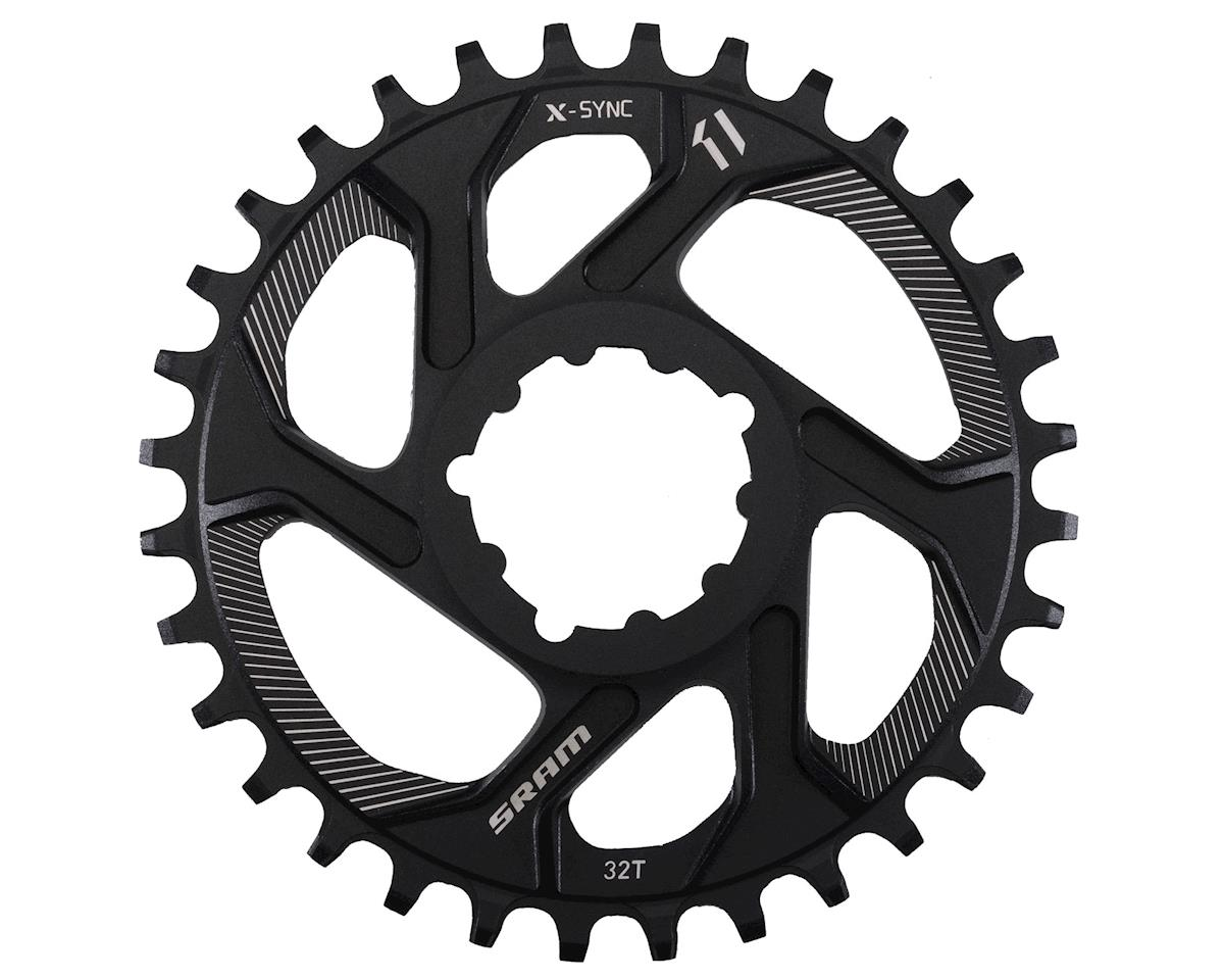 SRAM X-Sync Direct Mount Chainring (6mm Offset) (32T)