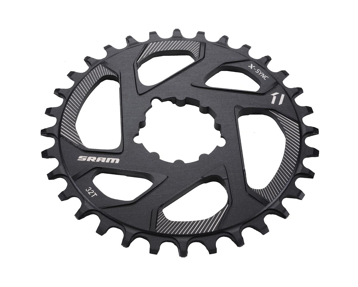 Image 2 for SRAM X-Sync Direct Mount Chainring (0mm Offset) (32T)