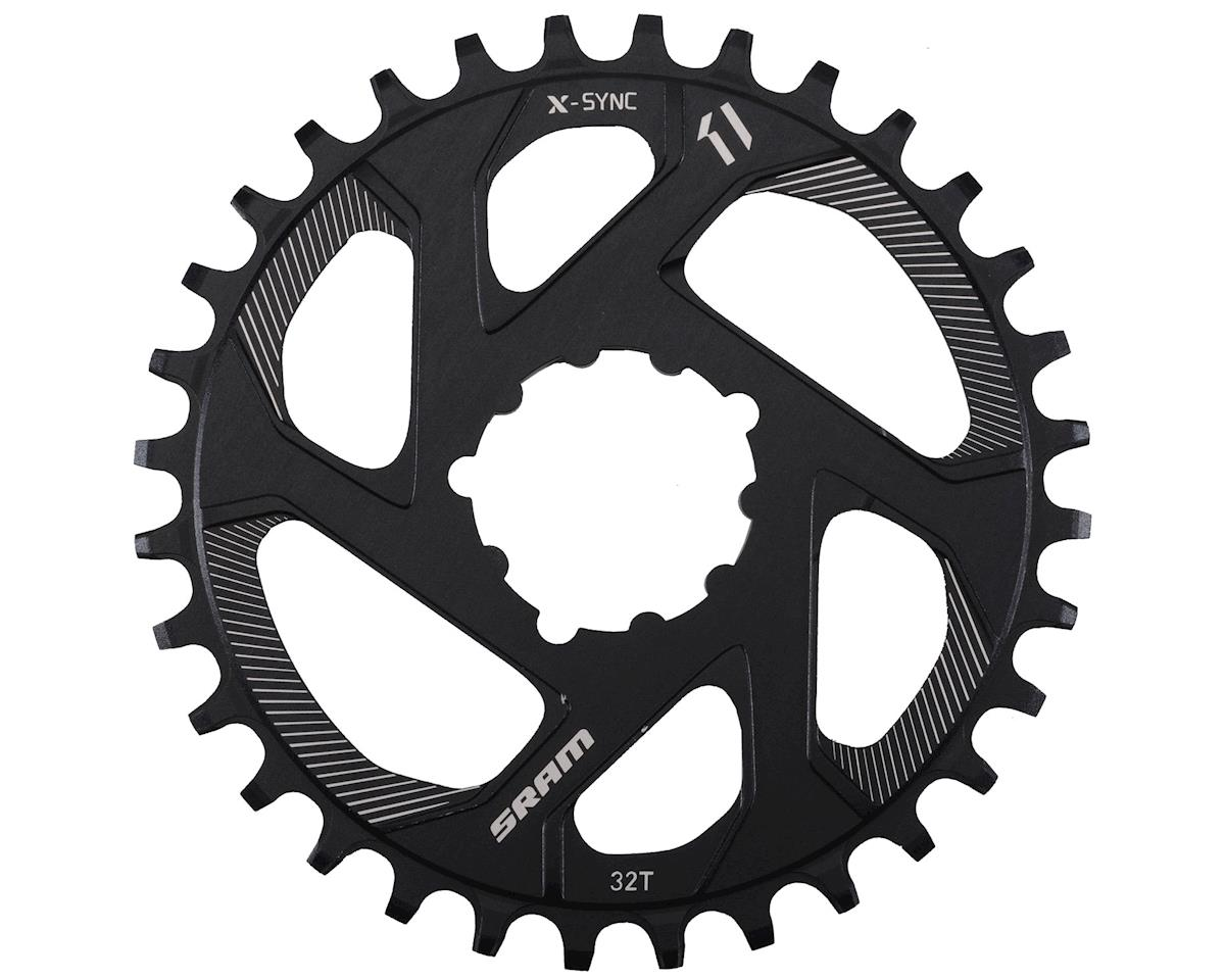 Image 3 for SRAM X-Sync Direct Mount Chainring (0mm Offset) (32T)