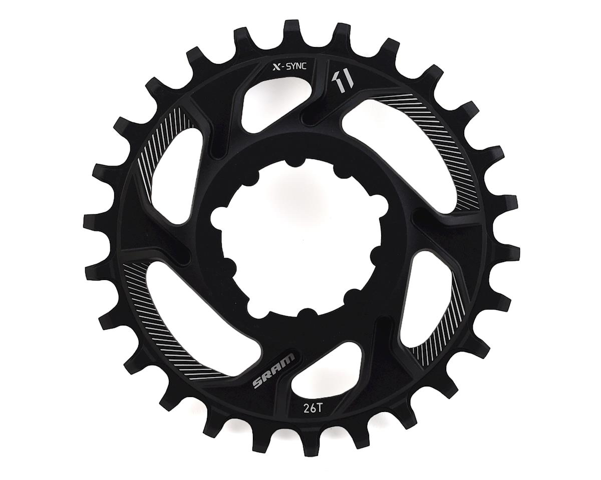 SRAM X-Sync Direct Mount Chainring (26T) (6mm Offset)