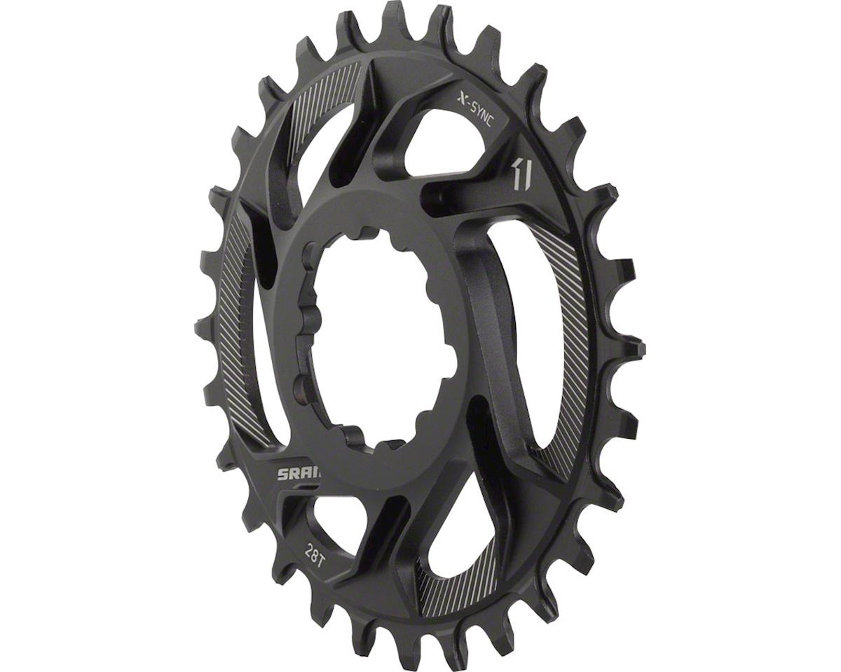 SRAM X-Sync Direct Mount Chainring 28T 6mm Offset