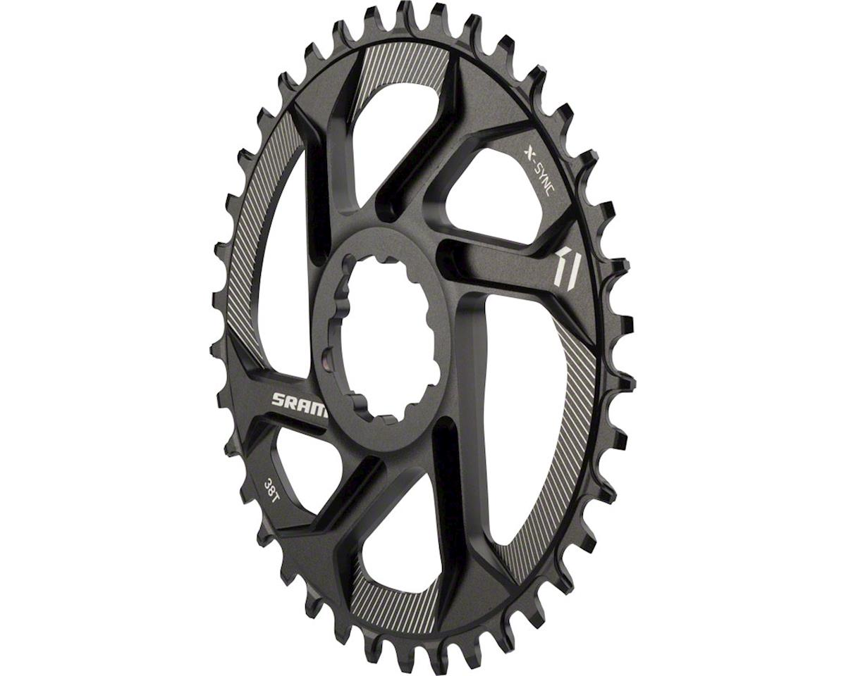 SRAM X-Sync Direct Mount Chainring (0mm Offset) (40T)