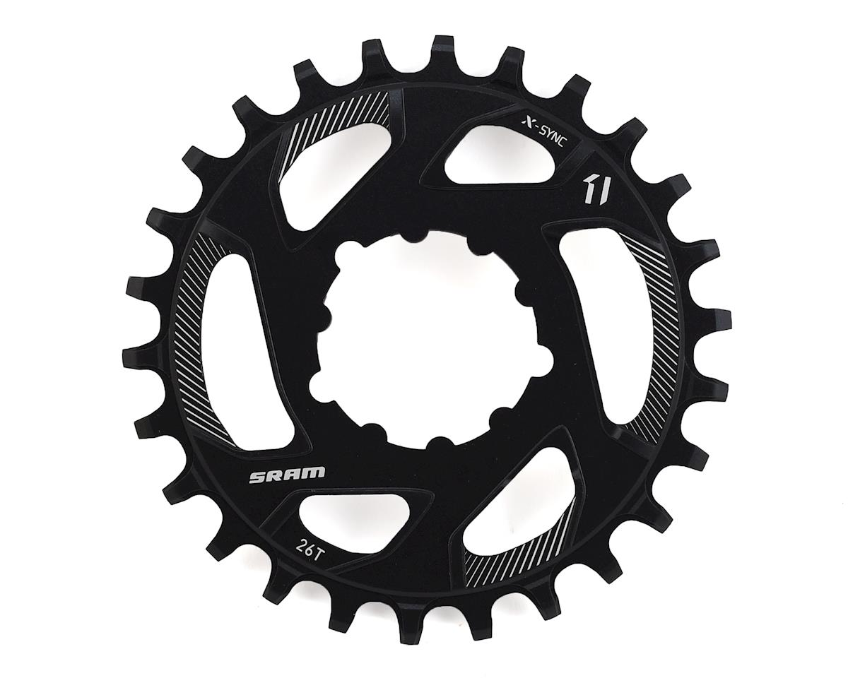 SRAM X-Sync Direct Mount Chainring (26T) (0mm Offset)