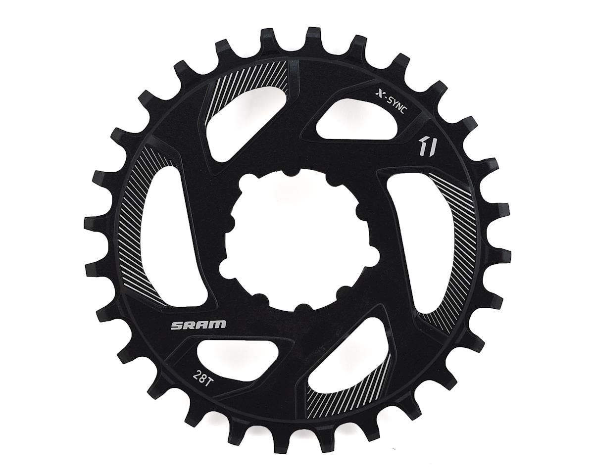 SRAM X-Sync 11-Speed Direct Mount Chainring (28T) (0mm Offset)