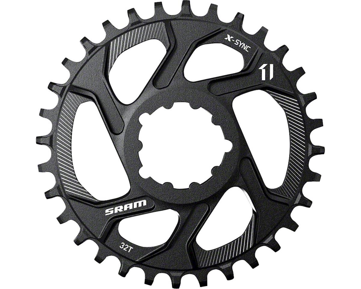 SRAM X-Sync Direct Mount Chainring (Boost) (3mm Offset) (30T)
