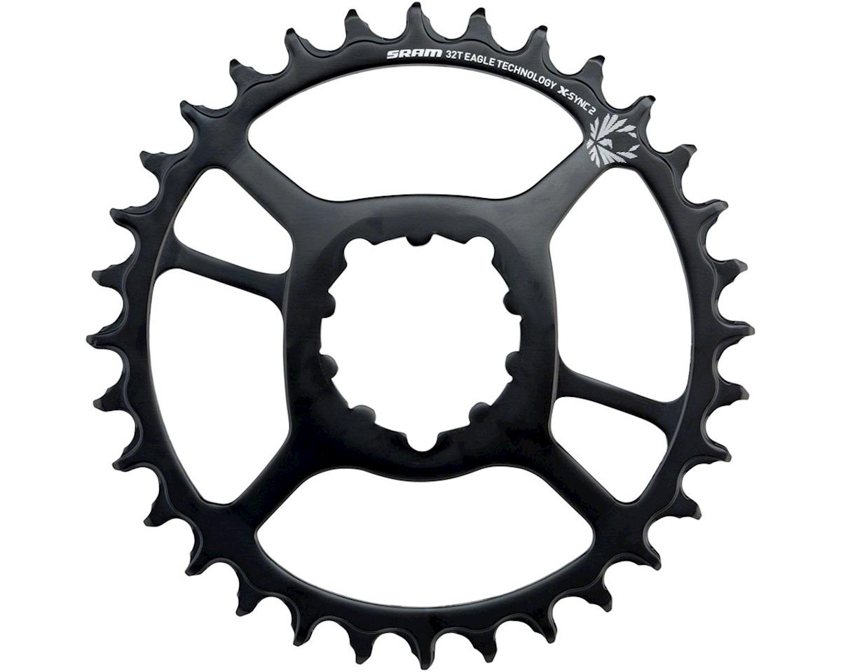 SRAM X-Sync 2 Eagle Steel Direct Mount Chainring (6mm Offset) (30T)