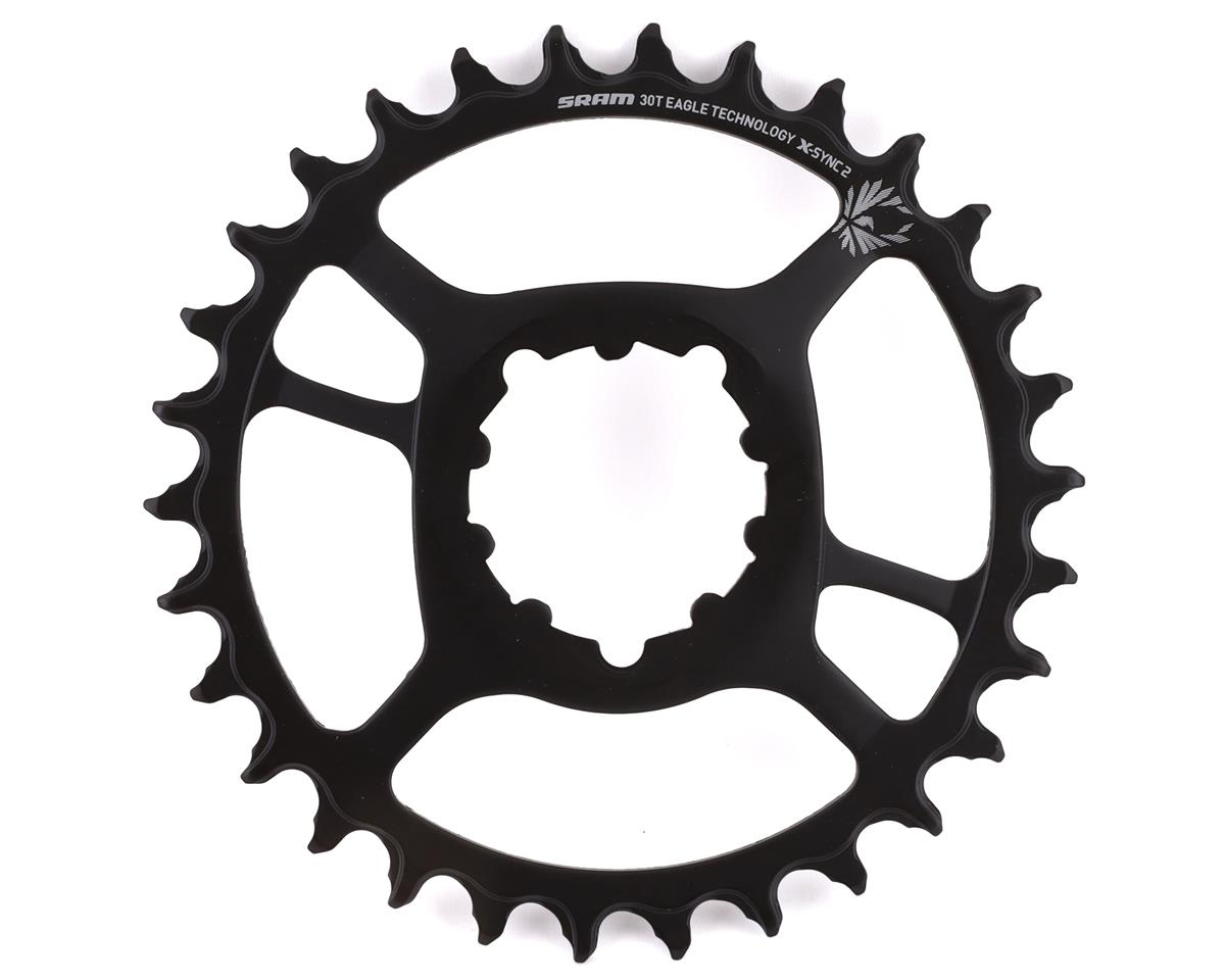 SRAM X-Sync 2 Eagle Steel Direct Mount Chainring (Boost) (3mm Offset) (30T)