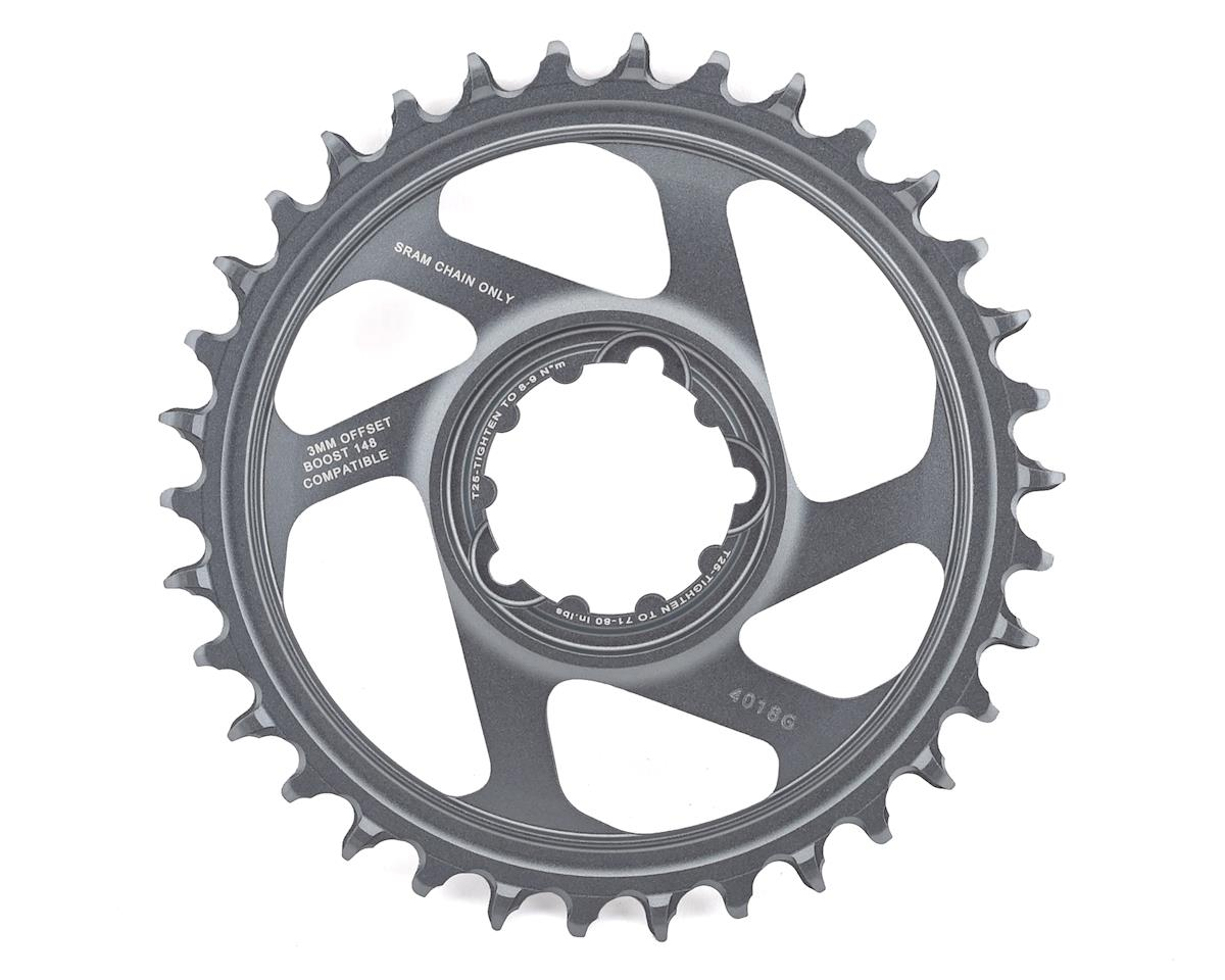SRAM Eagle X-SYNC 2 Direct Mount Chainring (Polar Grey) (12-Speed) (34T)