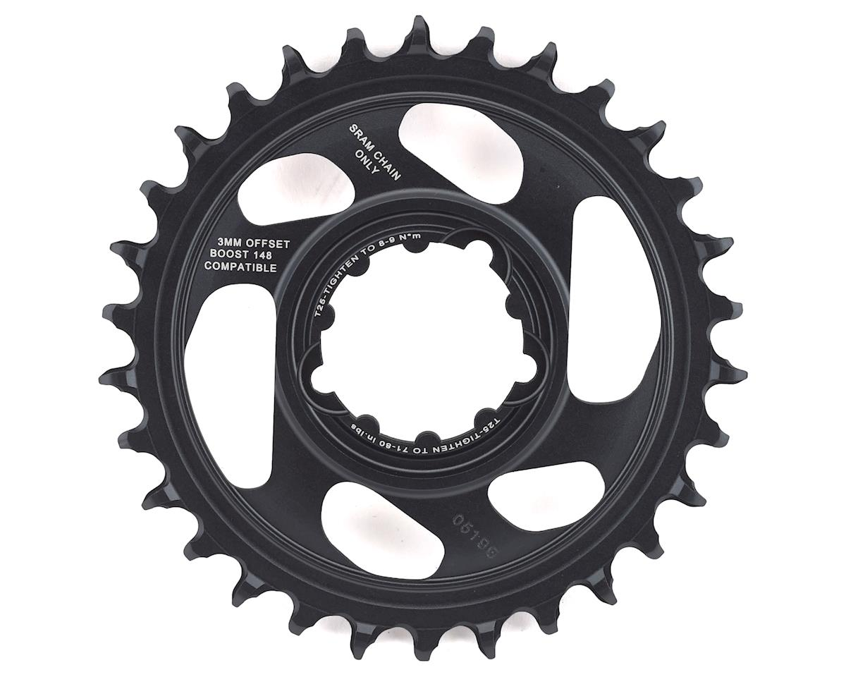 SRAM Eagle X-SYNC 2 SL Direct Mount Chainring (Grey) (3mm Offset/Boost) (30T)
