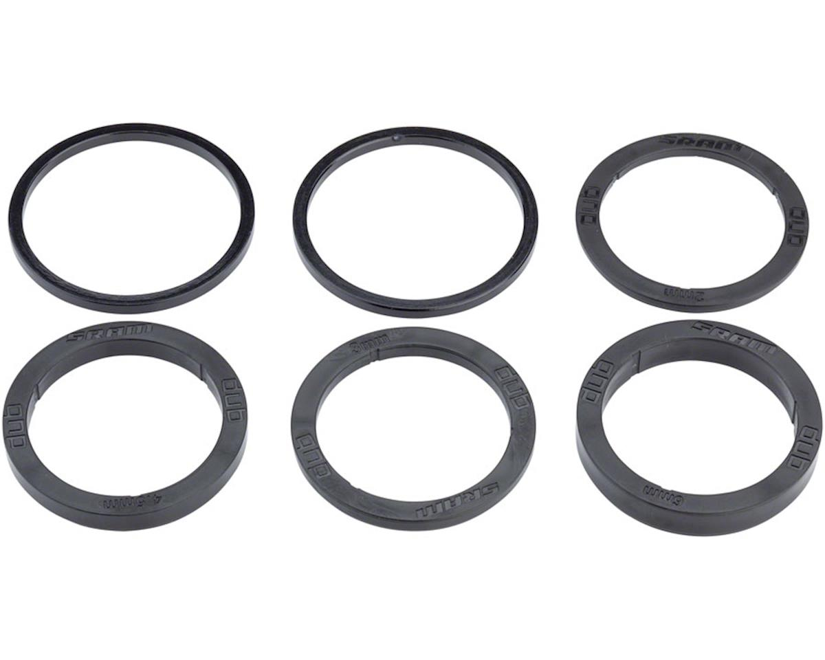 SRAM DUB Bottom Bracket Spacer Kit