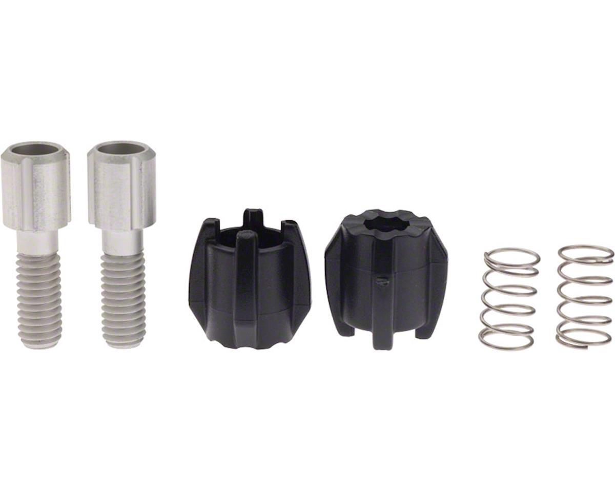 SRAM 07-09 X9, X0 9-Speed Trigger Cable Barrel Adjuster (Pair)