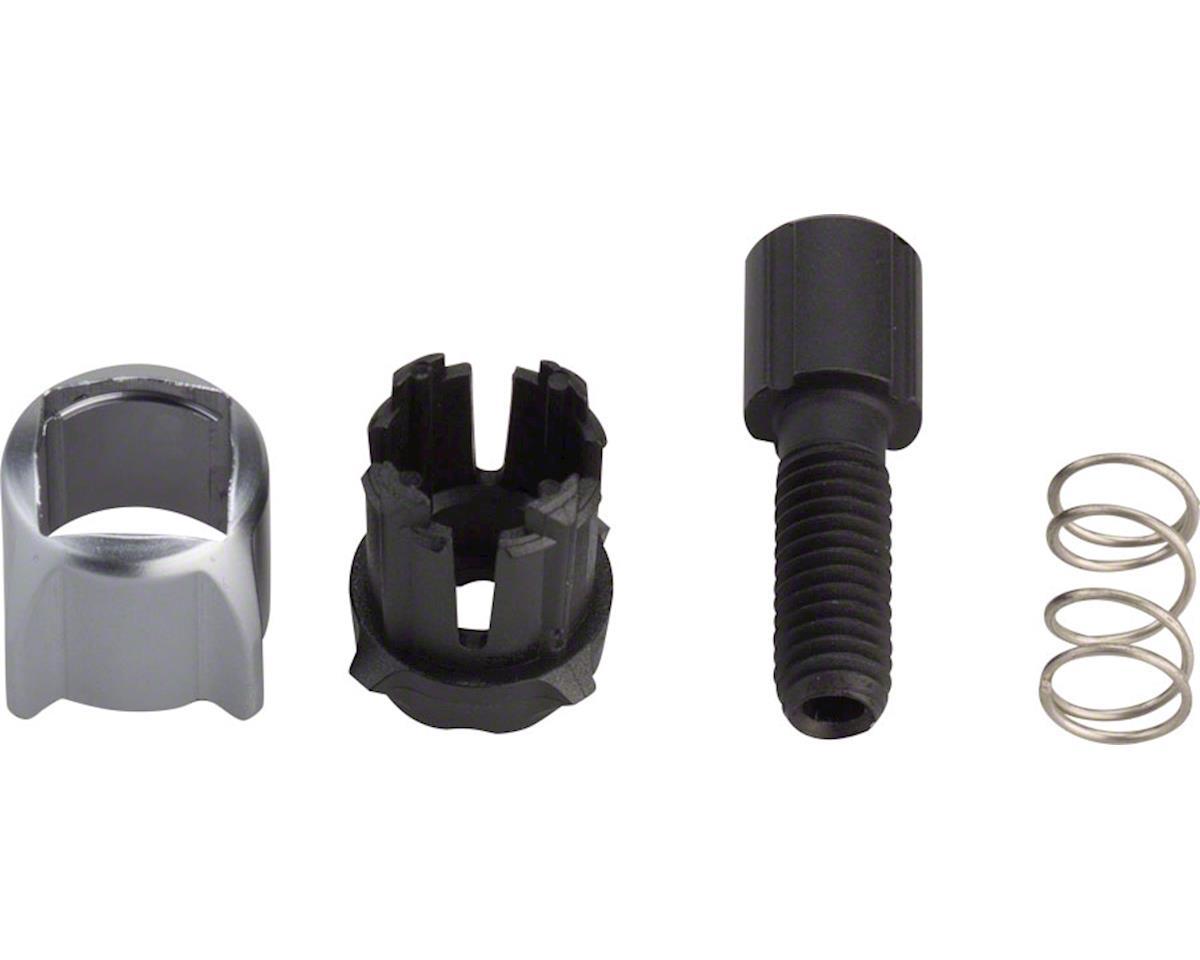 SRAM XX1/X01 Shifting Barrel Adjuster (Silver) (Fits Eagle & 2002+)  [11 7018 012 000] | Parts