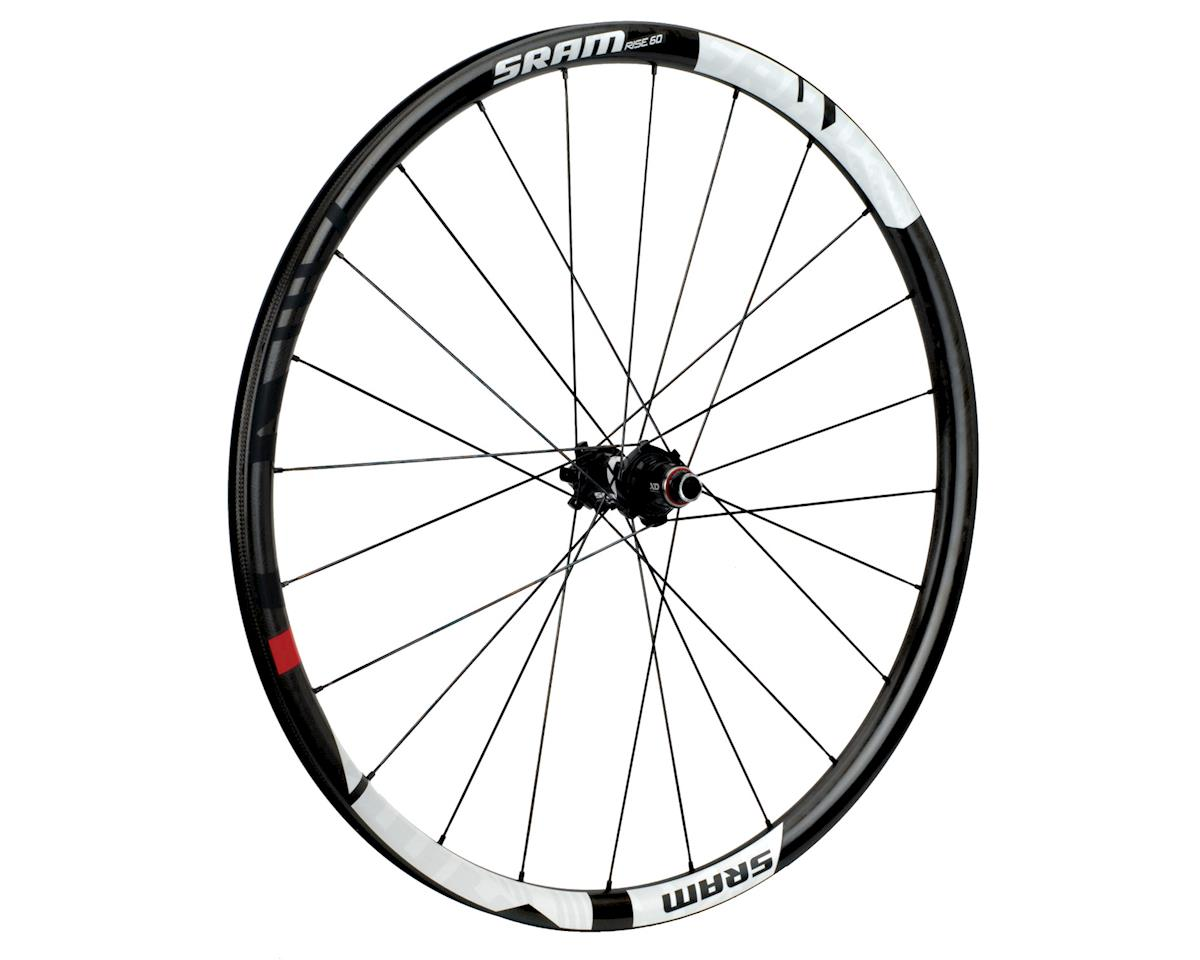 "SRAM 29"" Rise 60 Mountain Bike Rear Wheel - XD Driver (Black)"