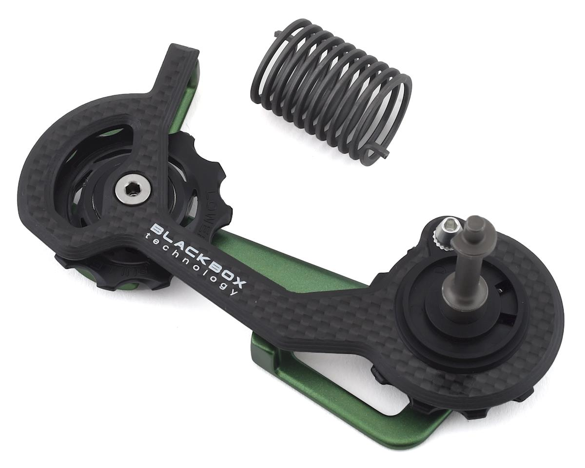 SRAM X.0 9-Speed Medium Cage Rear Derailleur Pulley Kit (Green)