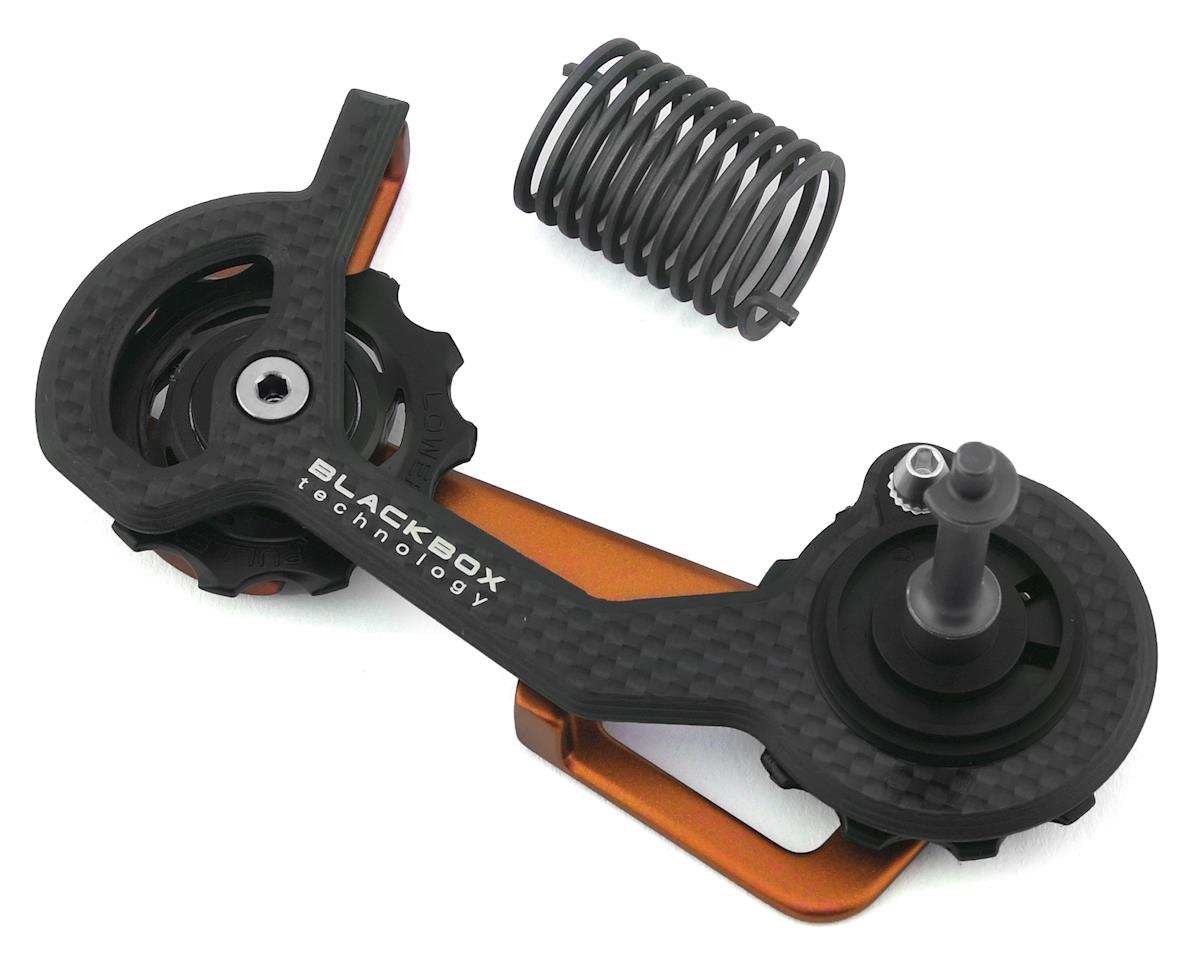 SRAM X.0 9-Speed Medium Cage Rear Derailleur Pulley Kit (Orange)