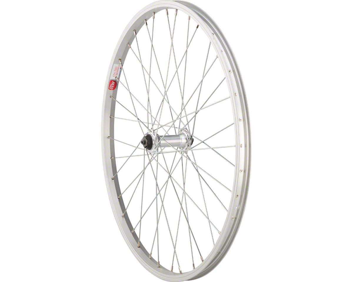 "Front Wheel 24"" x 1.5"" Quick-Release Axle, 36 Spokes"