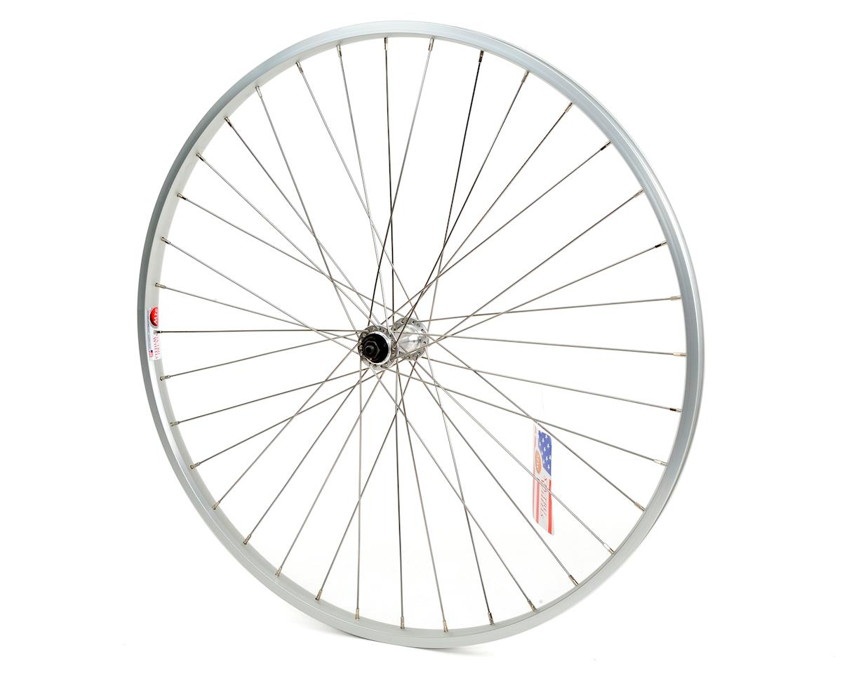 "ST27 Alloy 27"" Front Wheel (QR) (Silver)"