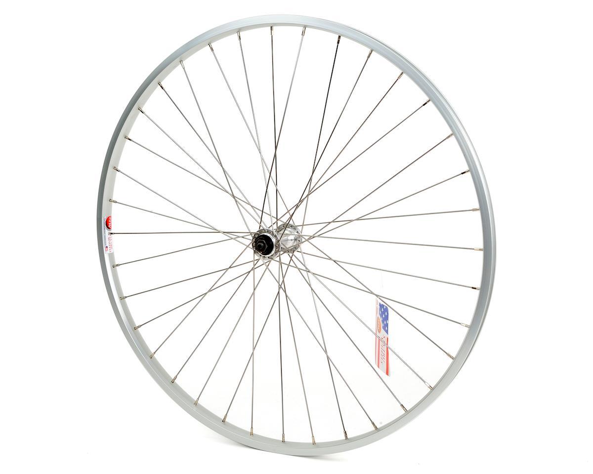 "Sta-Tru ST27 Alloy 27"" Front Wheel (QR) (Silver)"